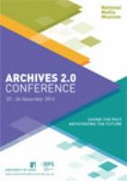 Conference - Archives 2.0