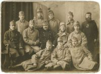 Polish soldiers imprisoned in Omsk