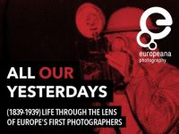 Banner exhibition: ALL OUR  YESTERDAY