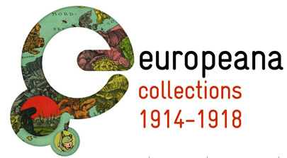Europeana Collections 1914-1918 Logo